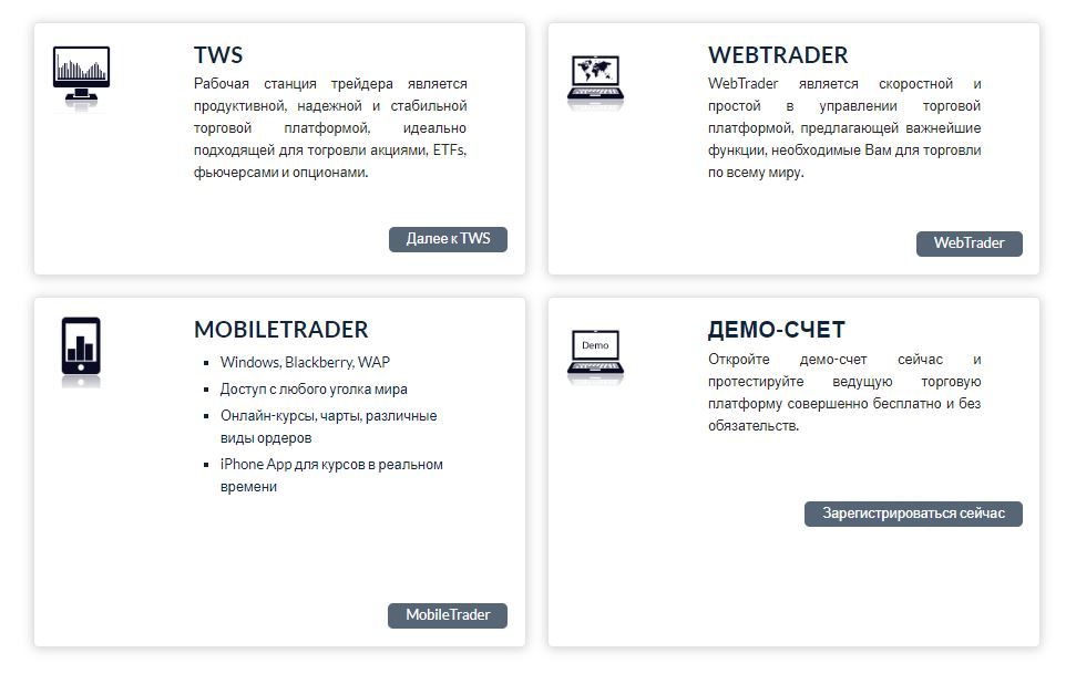 captrader platforms